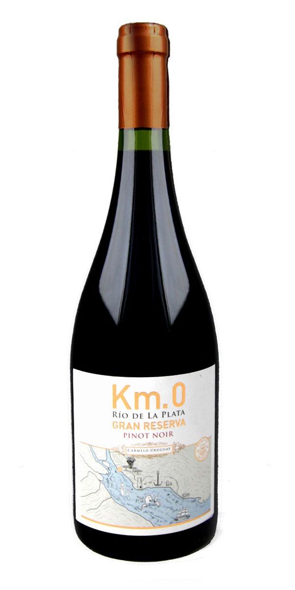 Km.0 Gran Reserva Pinot Noir 2015