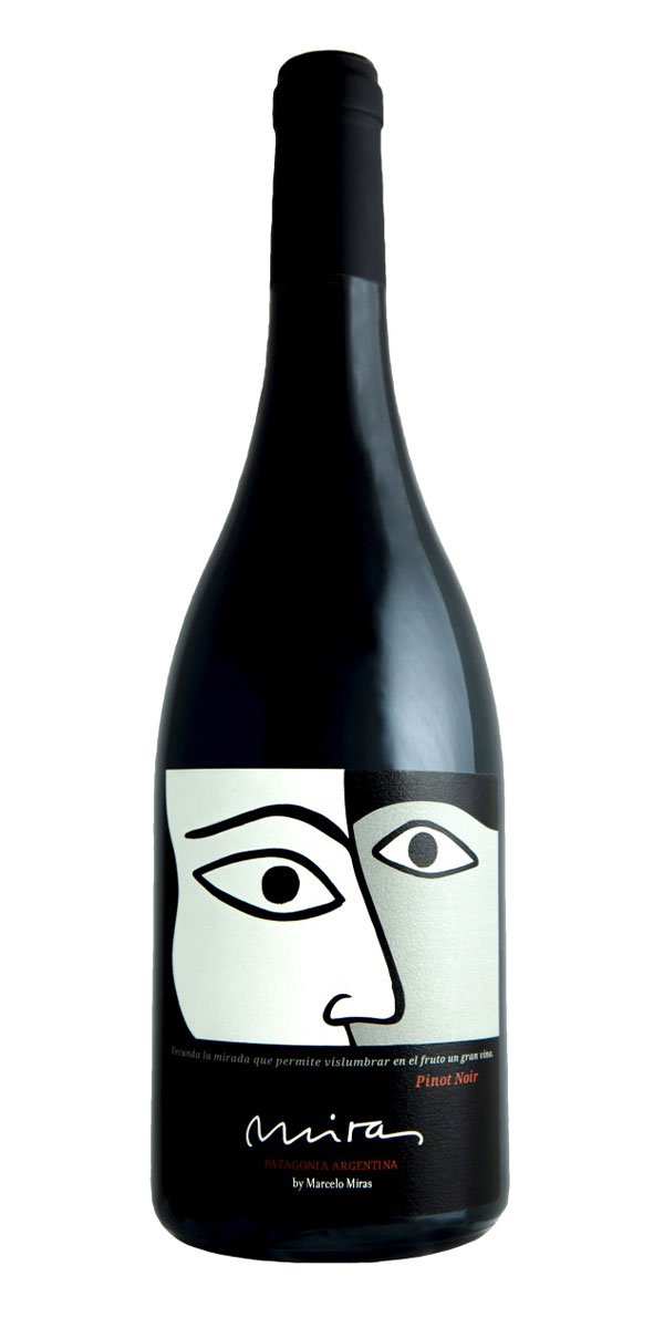 Miras Crianza Pinot Noir 2015